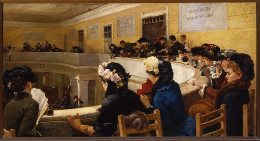 In Corte di Assise (Netti - Roma 1882)