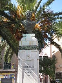 Commemorazione del Patriota ed Europeista Vincenzo Calace – Bisceglie