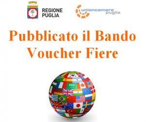 Regione Puglia – Bando Voucher Fiere 2018-2019